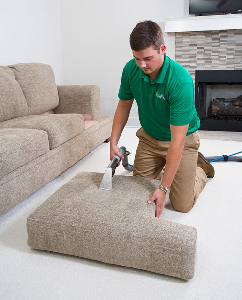 Shirley's Chem-Dry professional upholstery cleaner in Kokomo and Tipton IN