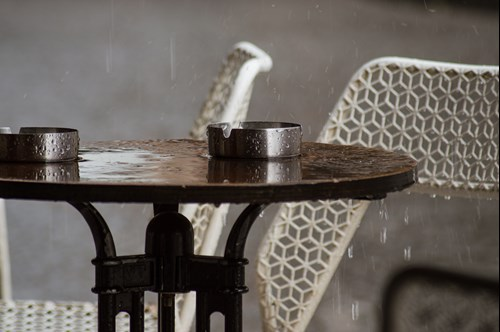 rainy patio furniture in Tipton IN